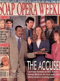 Soap Opera Weekly July 27, 1993
