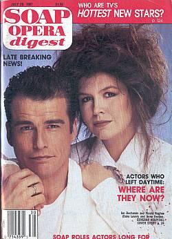 Soap Opera Digest July 28, 1987