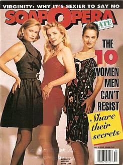 Soap Opera Update July 28, 1992