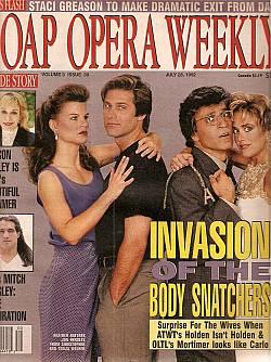 Soap Opera Weekly July 28, 1992