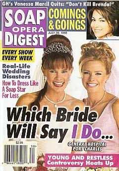 Soap Opera Digest - July 28, 1998