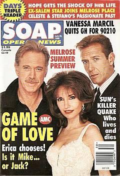 Soap Opera News July 28, 1998