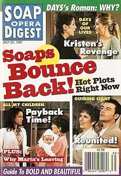 Soap Opera Digest - July 29, 1997