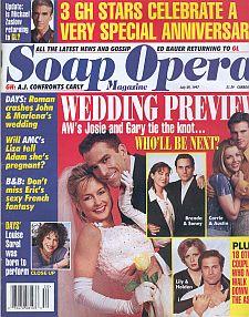 Soap Opera Magazine July 29, 1997