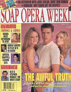 Soap Opera Weekly July 29, 1997