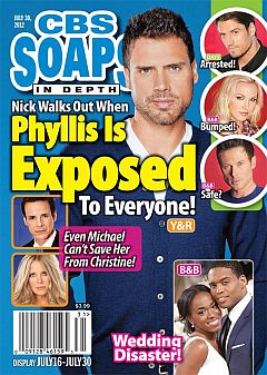 CBS Soaps In Depth July 30, 2012