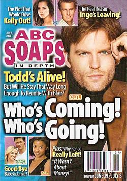 ABC Soaps In Depth July 3, 2007