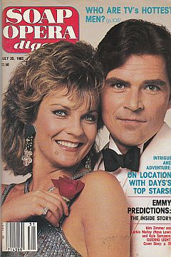 July 30, 1985 Soap Opera Digest