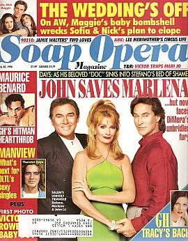 Soap Opera Magazine July 30, 1996