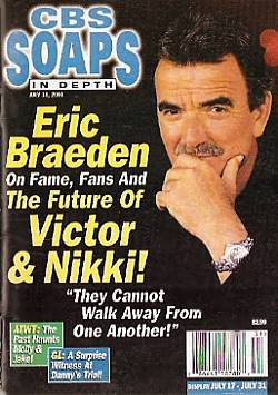 CBS Soaps In Depth July 31, 2001