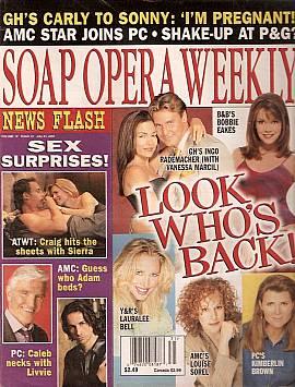 Soap Opera Weekly July 31, 2001