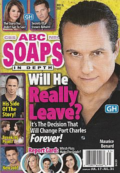 ABC Soaps In Depth July 31, 2017