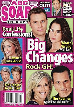 ABC Soaps In Depth July 3, 2017