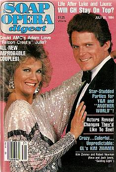 July 31, 1984 Soap Opera Digest