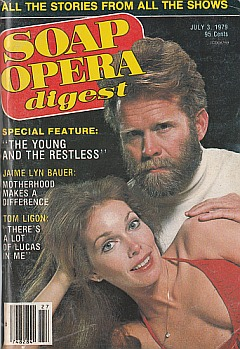 July 3, 1979 issue of Soap Opera Digest