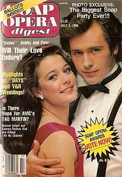 July 3, 1984 Soap Opera Digest