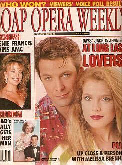 Soap Opera Weekly - July 3, 1990