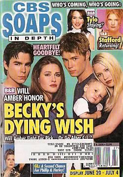 CBS Soaps In Depth July 4, 2000