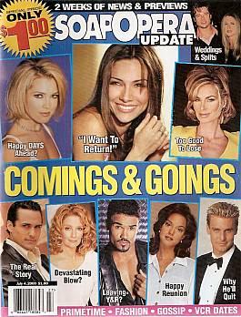 Soap Opera Update July 4, 2000