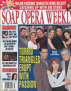 Soap Opera Weekly July 4, 2000