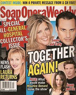 Soap Opera Weekly July 4, 2006
