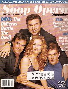 Soap Opera Magazine July 4, 1995