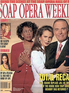 Soap Opera Weekly July 4, 1995
