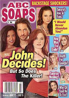 ABC Soaps In Depth July 5, 2005