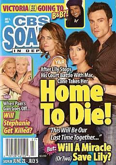 CBS Soaps In Depth July 5, 2010