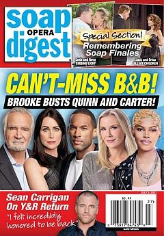 Soap Opera Digest July 5, 2021