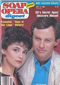 July 5, 1983 Soap Opera Digest