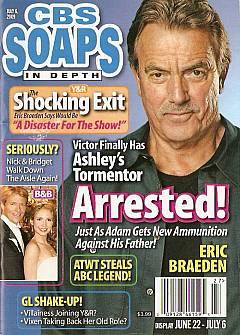 CBS Soaps In Depth July 6, 2009
