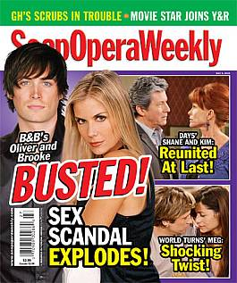 Soap Opera Weekly July 6, 2010