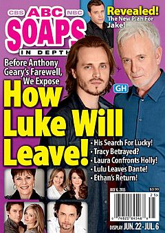 ABC Soaps In Depth July 6, 2015