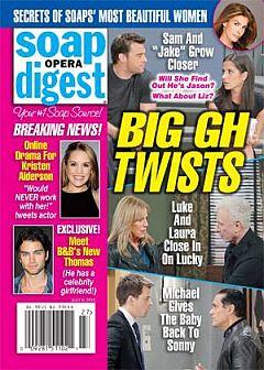 Soap Opera Digest July 6, 2015