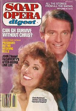 Soap Opera Digest - July 6, 1982