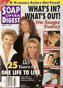 July 6, 1993 Soap Opera Digest