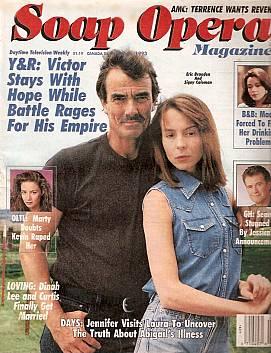 Soap Opera Magazine July 6, 1993