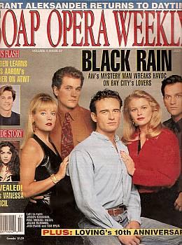 Soap Opera Weekly July 6, 1993