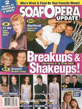 Soap Opera Update July 6, 1999
