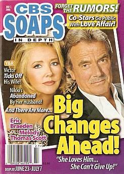 CBS Soaps In Depth July 7, 2008
