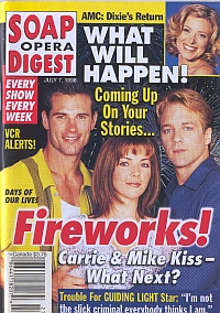 Soap Opera Digest - July 7, 1998