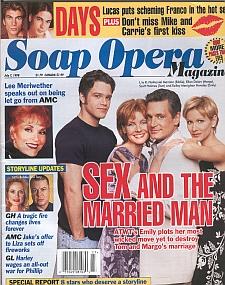Soap Opera Magazine July 7, 1998