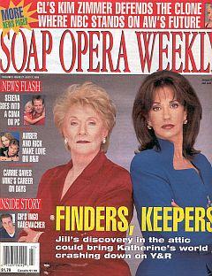 Soap Opera Weekly July 7, 1998