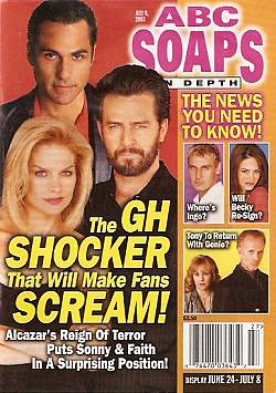 ABC Soaps In Depth July 8, 2003