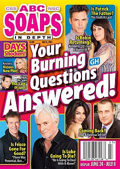 ABC Soaps In Depth July 8, 2013