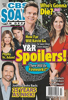 CBS Soaps In Depth - July 8, 2019