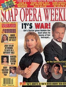 Soap Opera Weekly July 8, 1997