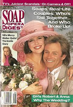 July 9, 1991 Soap Opera Digest