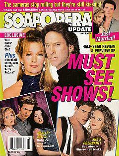 Soap Opera Update July 9, 1996